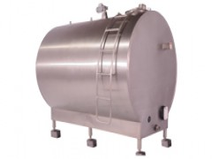 Vertical Milk Storage Tank 2 KL
