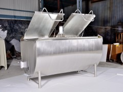 Bulk Milk Cooler 2000 Ltr