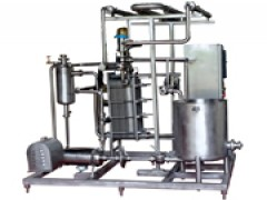 Milk Pasteurization Plant 500 to 5000 LPH