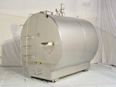 Bulk Milk Cooler 3000 Ltr