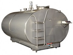 Bulk Milk Cooler 5000 Ltr