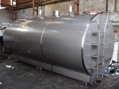 Bulk Milk Cooler 10000 Ltr
